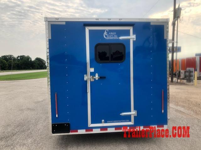 2020 Cargo Craft 8.5X20  Concession Trailer
