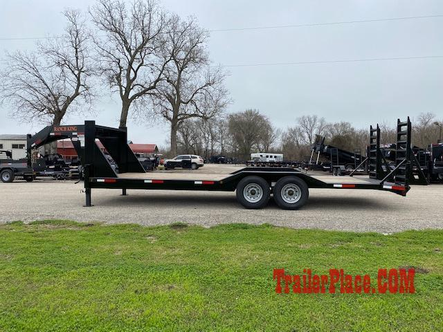 2020 Ranch King 102 x 24' Equipment Hauler Trailer