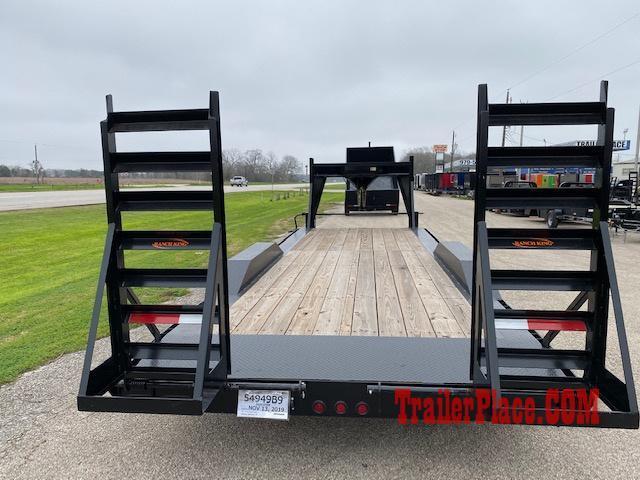 2020 Ranch King 102 x 24' Equipment Hauler Trailer