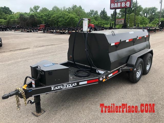 2020 East Texas 990 Gal Diesel Tank Trailer