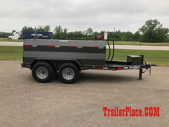 2020 East Texas 990 Gal Diesel Tank Trailer
