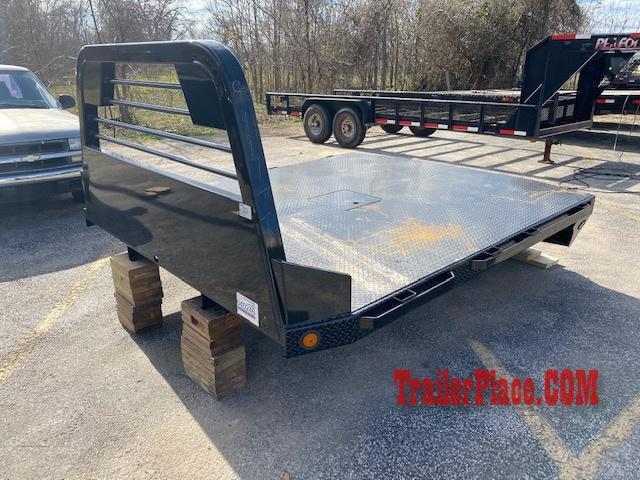 "2020 Norstar 9'4"" x 97"" CTA 60"" SR Diamond Plate Truck Bed"