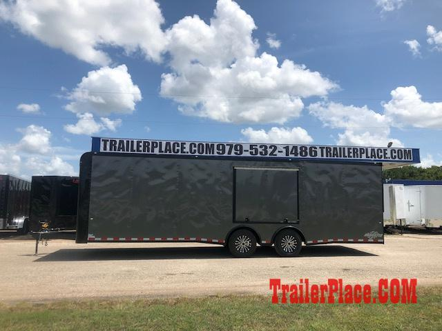 2019 Cargo Craft 8.5x28 Auto Hauler Enclosed Trailer