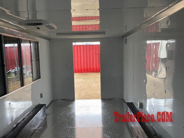 2020 Cargo Craft 8.5X18  Concession Trailer