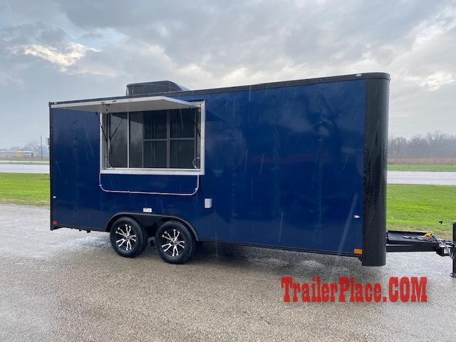 2020 Cargo Craft 8.5X18  Concession Trailer