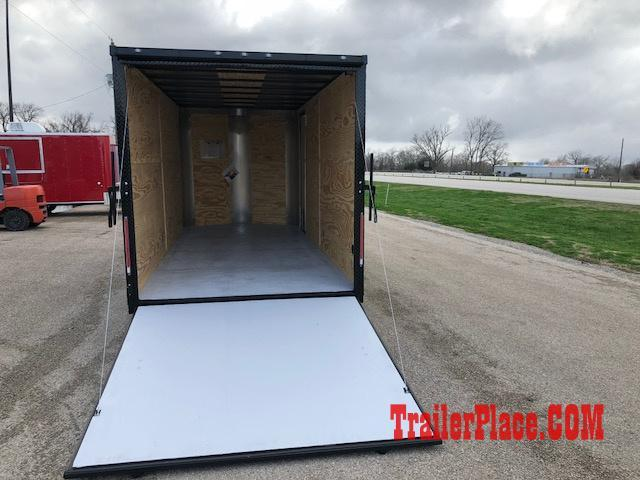 2020 Cargo Craft 7 x 16 Enclosed Cargo Trailer