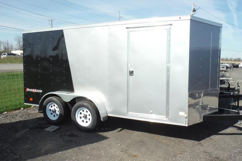 2020 Wells Cargo 7 X 16 ROADFORCE Enclosed Cargo Trailer