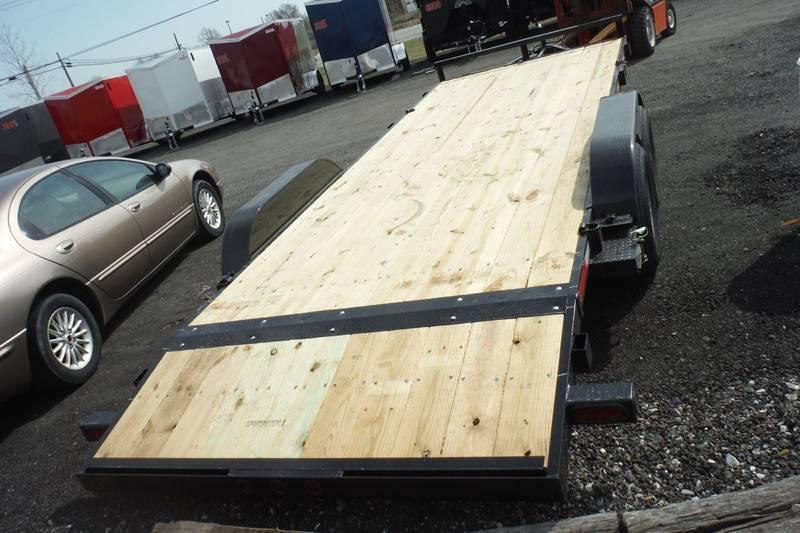 2019 Quality Steel  18 ft. Car Hauler