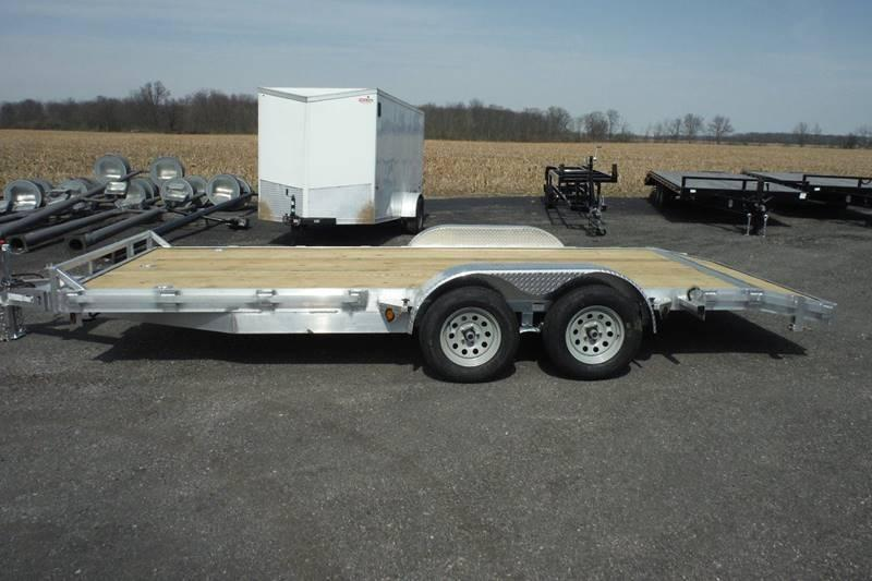 2019 Quality Steel  18 ft. Car Hauler Aluminum