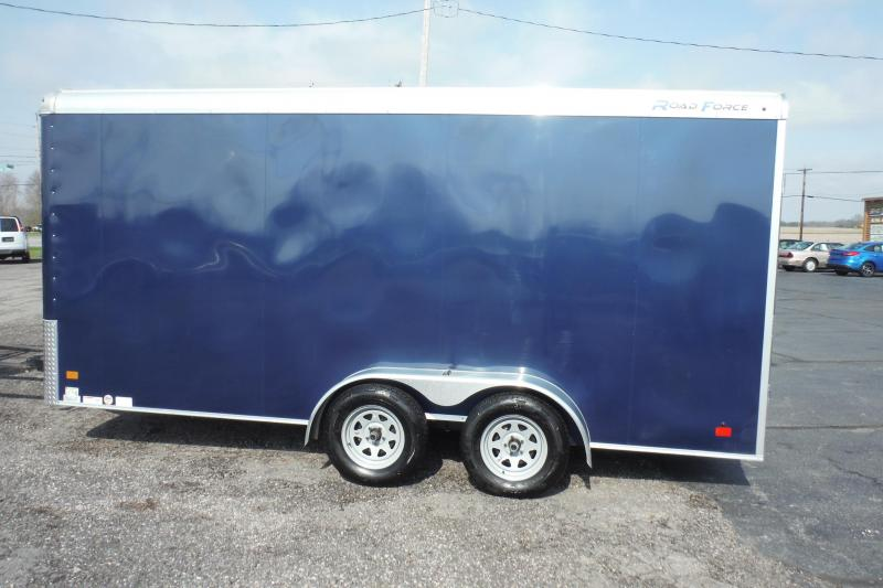 2019 American Trailers ROAD FORCE Enclosed Cargo Trailer