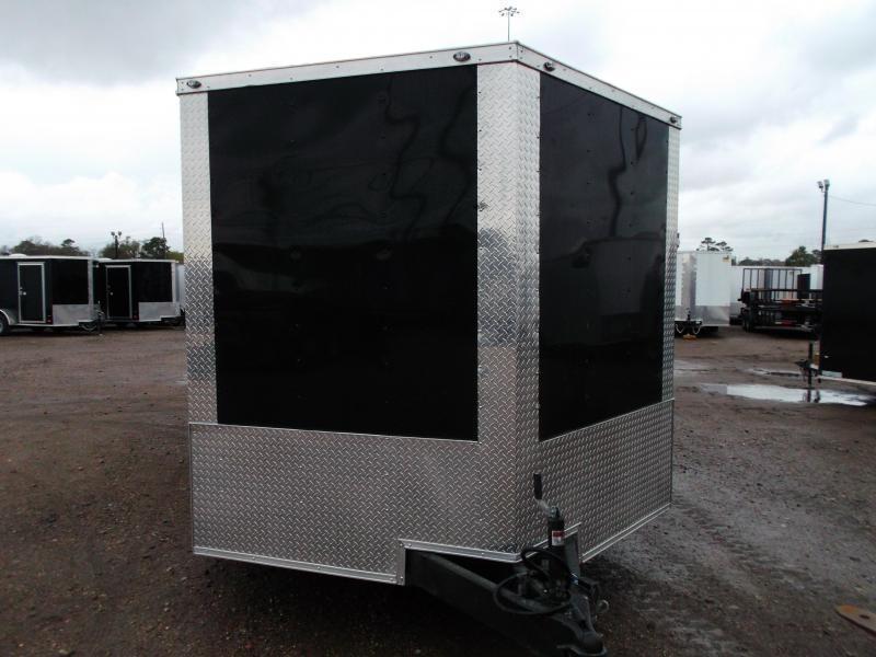 WOW - SPECIAL - 2019 Texas Select 8.5x20 Tandem Axle Cargo Trailer / Car Hauler / 5200# Axles / Heavy Duty Ramp / LEDs