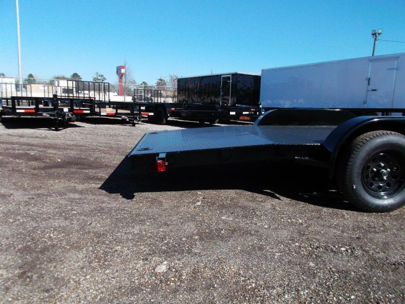 2020 Maxxd 83x20 Steel Deck Car Hauler / Racing Trailer / Powder Coated / 5ft Ramps / 4ft Dovetail / Adj Coupler
