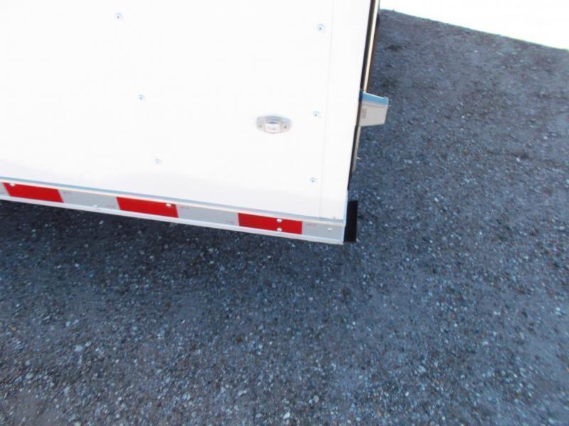SPECIAL - 2020 Covered Wagon Trailers 8.5x20 Tandem Axle Cargo / Enclosed Trailer / XXL Package / 7ft Interior Height / 7000# Torsion Axles / Ramp / LEDs