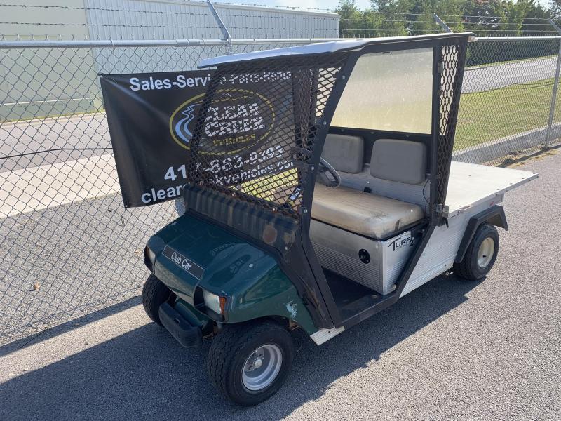 2007 Club Car Carryall Turf 2 Utility Gas Golf Cart