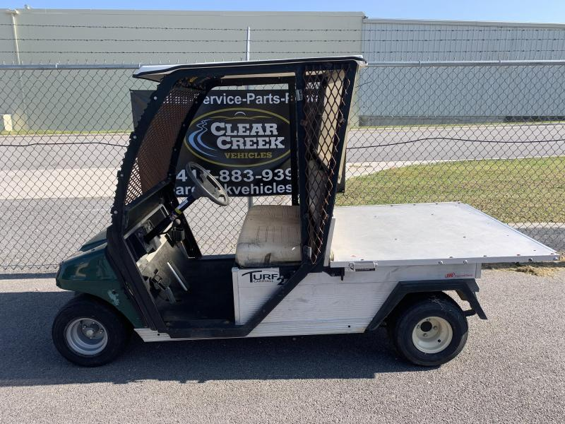 2007 Club Car Carryall Turf 2 Utility Gas Golf Cart