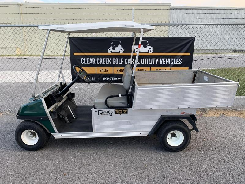 2011 Club Car Carryall Turf 2 Utility Gas Golf Cart