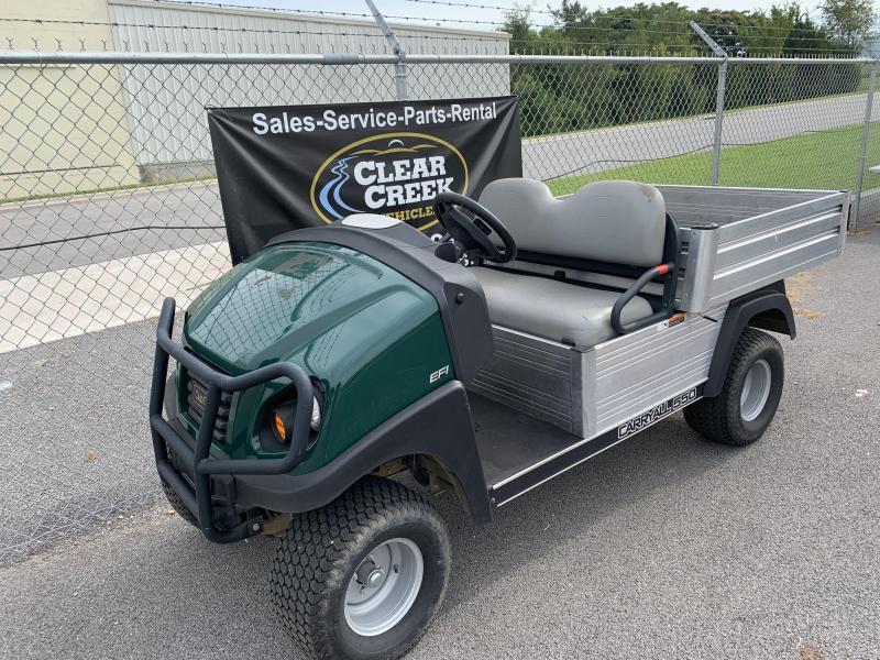 2014 Club Car Carryall 550 Utility Golf Cart