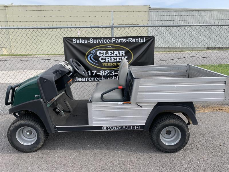 2014 Club Car Carryall 550 Utility Golf Cart