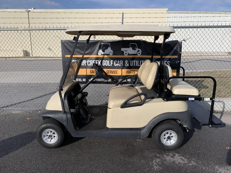 2012 Club Car Precedent Gas Golf Cart