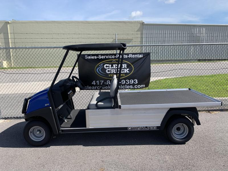 2019 Club Car Carryall 700 Utility Cart