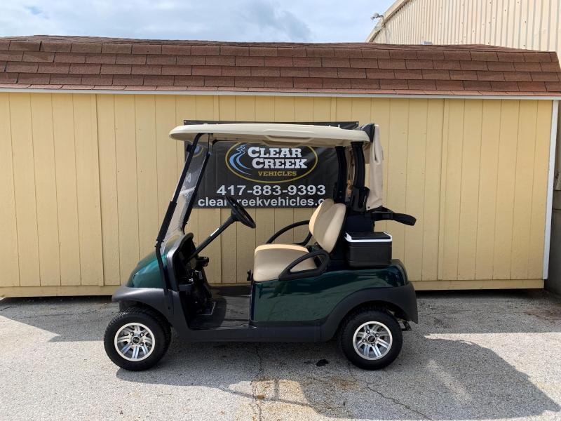 2015 Club Car Precedent Gas Golf Cart | ClearCreek Vehicles