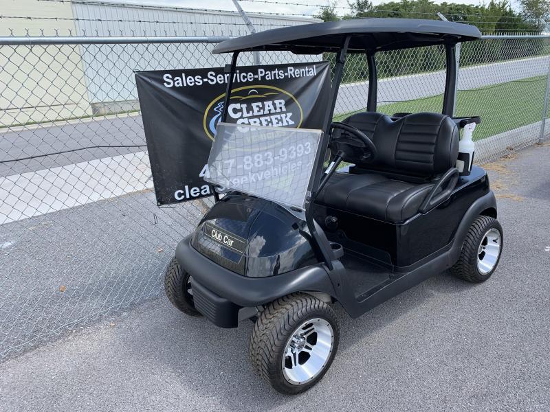 2015 Club Car Precedent Gas Golf Cart
