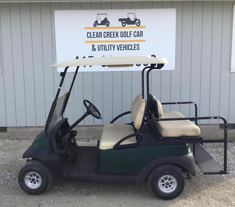 2017 Club Car Precedent Electric Golf Cart