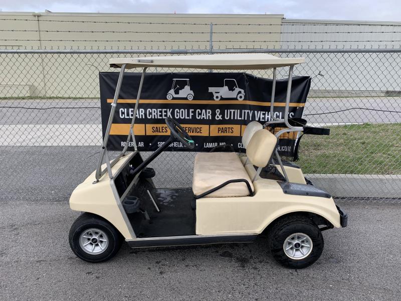 1993 Club Car DS Gas Golf Cart