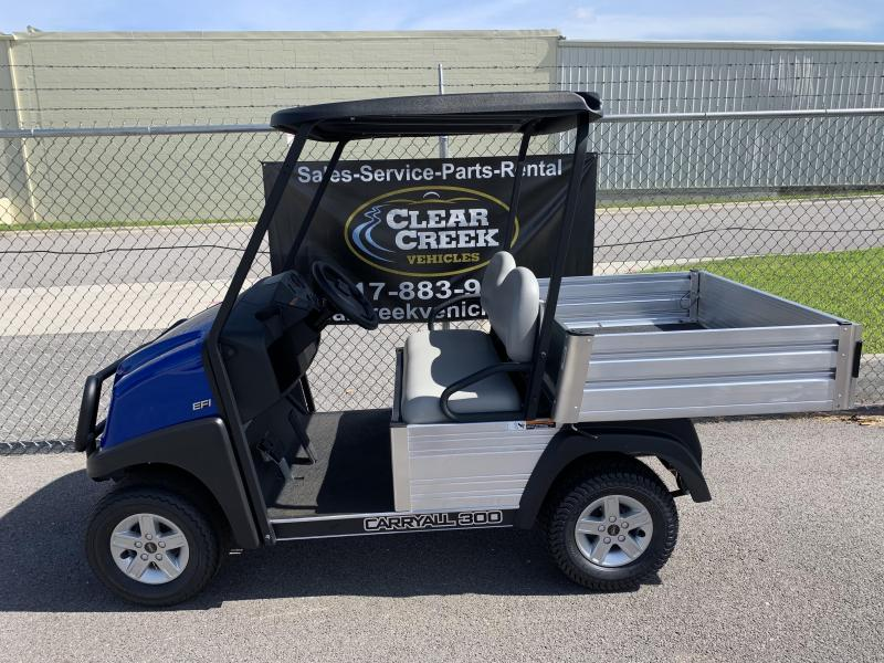 2019 Club Car Carryall 300 Utility Golf Cart