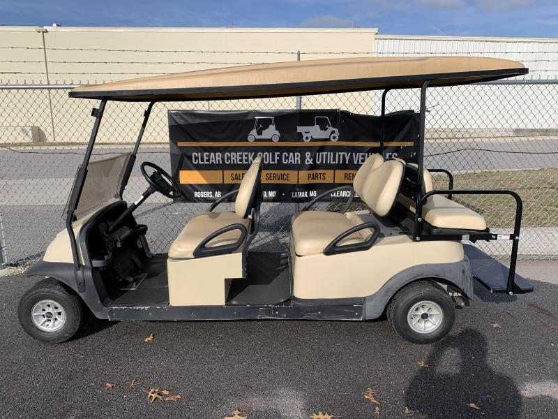 2010 Club Car Precedent Gas Golf Cart