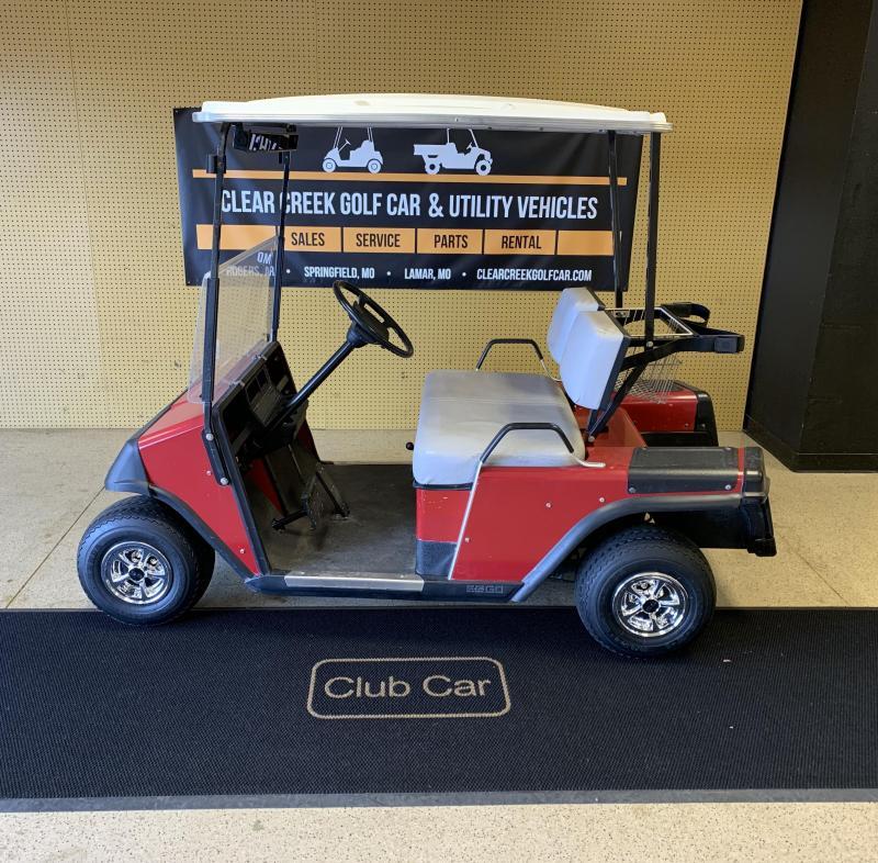 1992 Textron Off-Road EZGO TXT Golf Cart