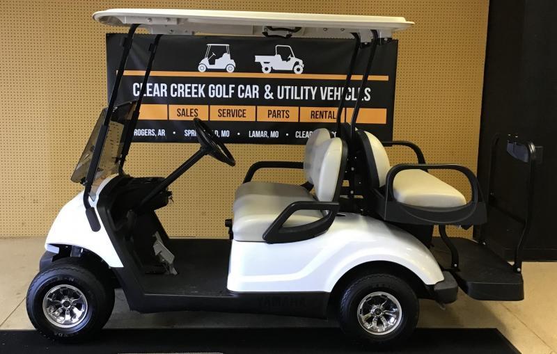2011 Yamaha Drive Gas Golf Cart
