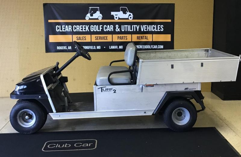 2013 Club Car Turf 2 Gas Golf Cart