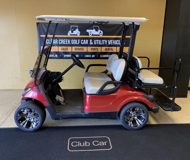 2013 Yamaha G29 Golf Cart
