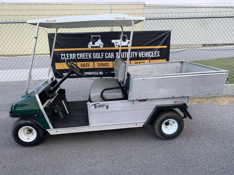 2010 Club Car Carryall Turf 2 Utility Gas Golf Cart