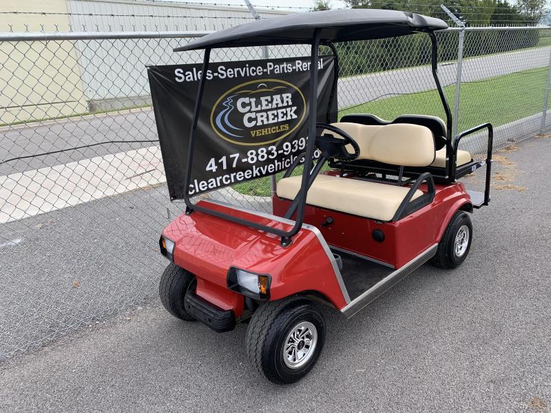 2005 Club Car DS Gas Golf Cart