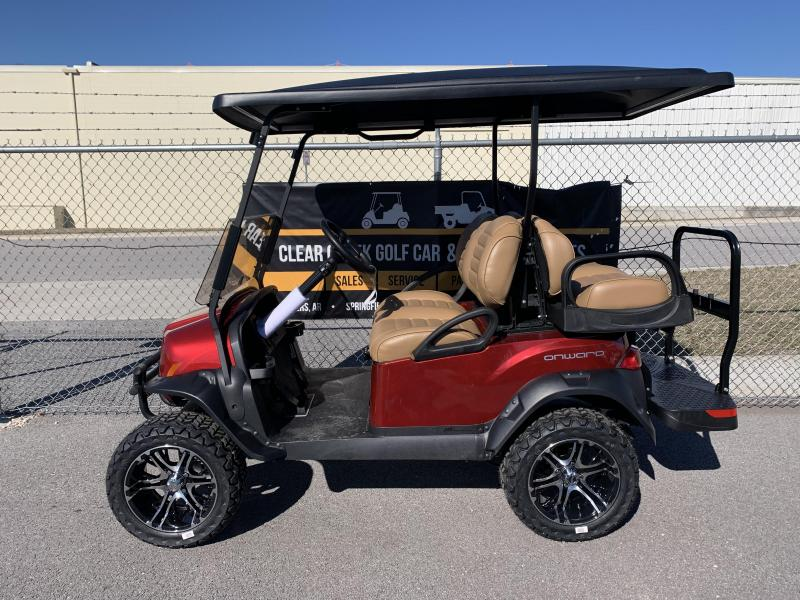 2020 CM Onward Gas Golf Cart