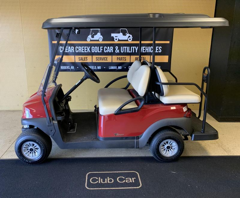 2019 Club Car Tempo Golf Cart