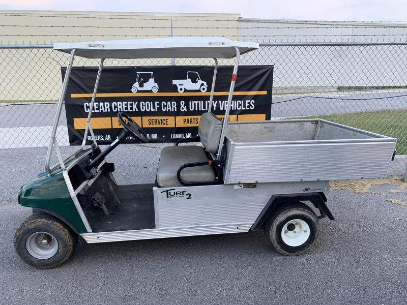 2012 Club Car Carryall Turf 2 Utility Gas Golf Cart