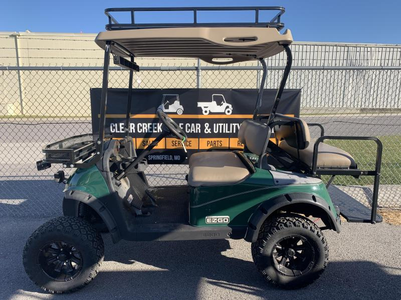 2009 Textron Off-Road EZ-GO RXV Gas Golf Cart