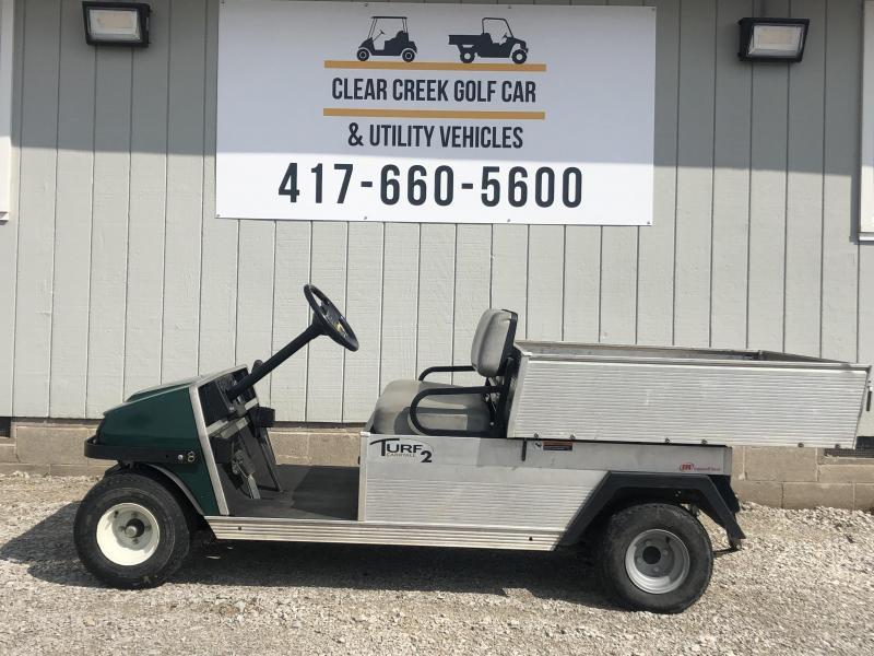 2012 Club Car Carryall Turf 2 Gas Golf Cart