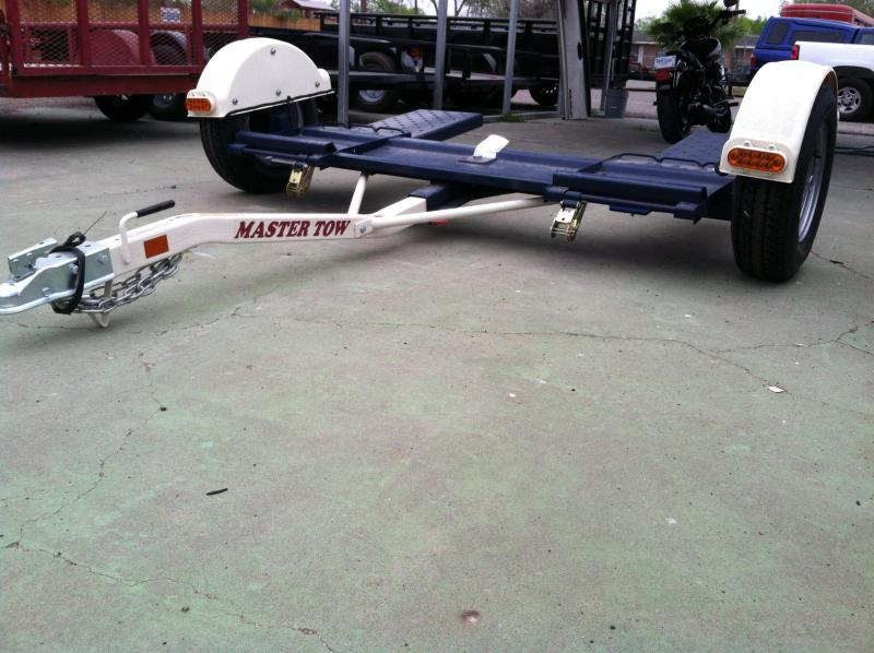 "2020 MASTER TOW 80"" TOW DOLLY (ELECTRIC BRAKES)"