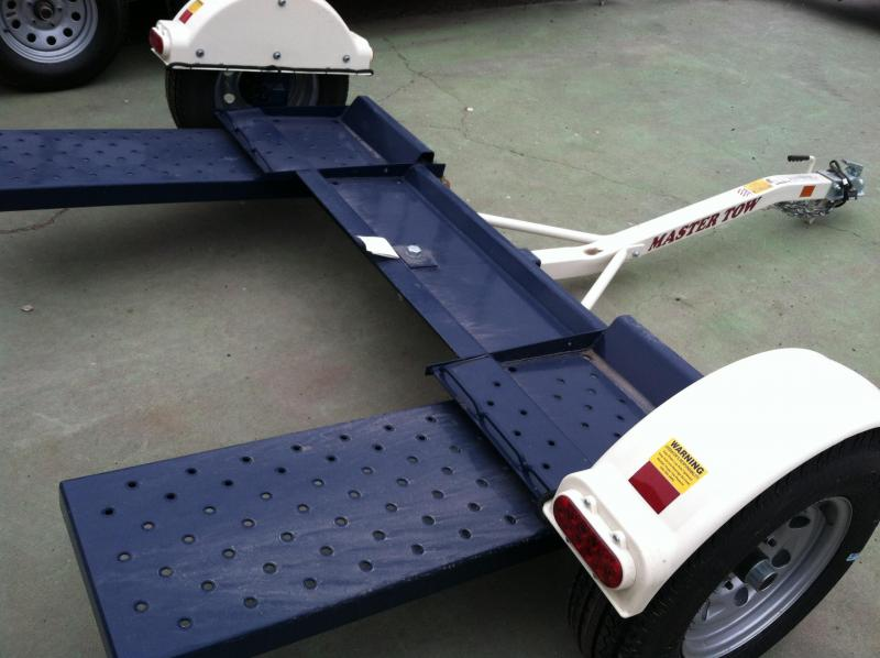 """2019 MASTER TOW 80"""" TOW DOLLY (ELECTRIC BRAKES)"""