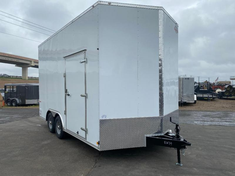 2020 Cargo Mate 8.5' X 16' Enclosed Cargo Trailer