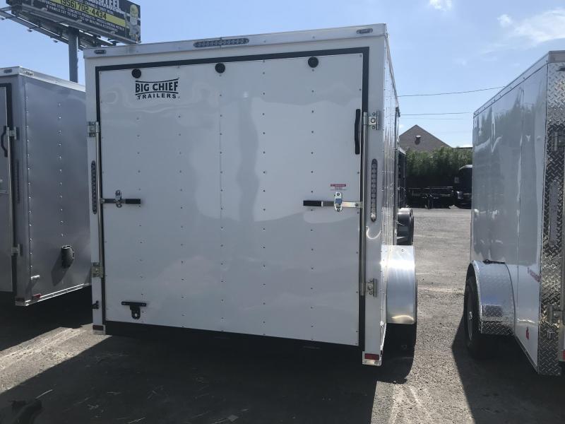 2020 Lark 7 x 14 Enclosed Cargo Trailer
