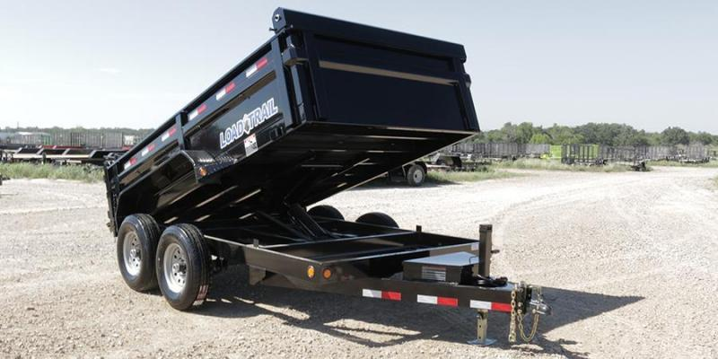 2020 LOADTRAIL 83X16 DUMP TRAILER