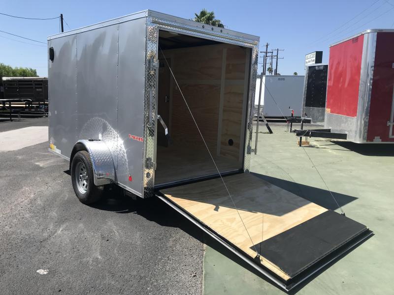 2020 Cargo Mate 6 x 10 Enclosed Cargo Trailer
