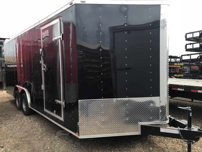 2019 LARK ENCLOSED CARGO TRAILER