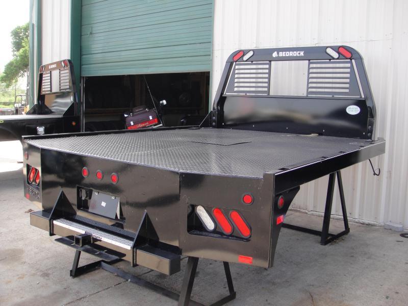 2019 BEDROCK SLATE SERIES 9X4 Truck Bed