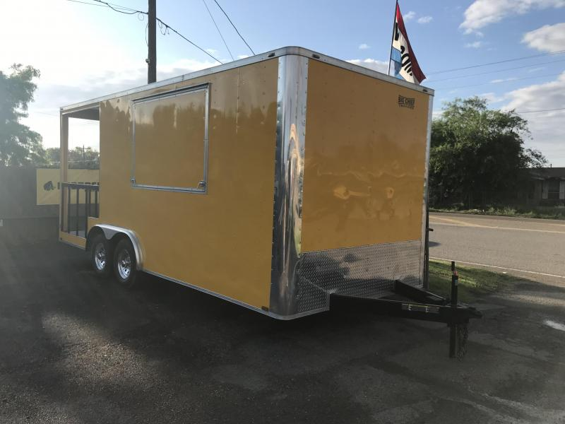 2019 Lark 8.5 X 20 Vending / Concession Trailer